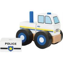 DREVENÉ POLICAJNÉ AUTO