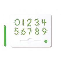 Magnetická tabuľka - číslice