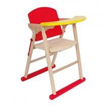 Vysoká stolička pre bábiky...