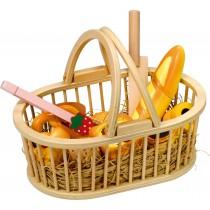 Pikníkový košík na krájanie