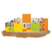 Nábytková zostava - 3D Les