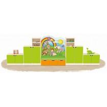 Nábytková zostava Molitánik