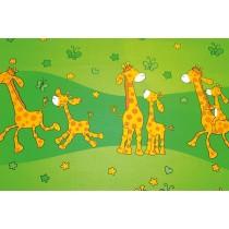 Detská obliečka - žirafa...