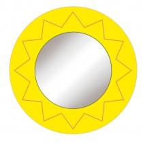 Zrkadlo Slnko