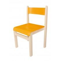 Stolička - výška sedu 38 cm