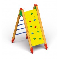 Krížový rebrík s lezeckou...
