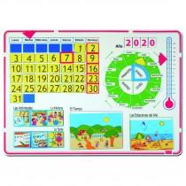 Školský kalendár