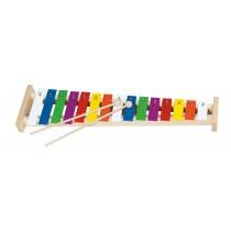 Farebný xylofón - 15 tónov