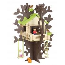 Stavebnica dom na strome